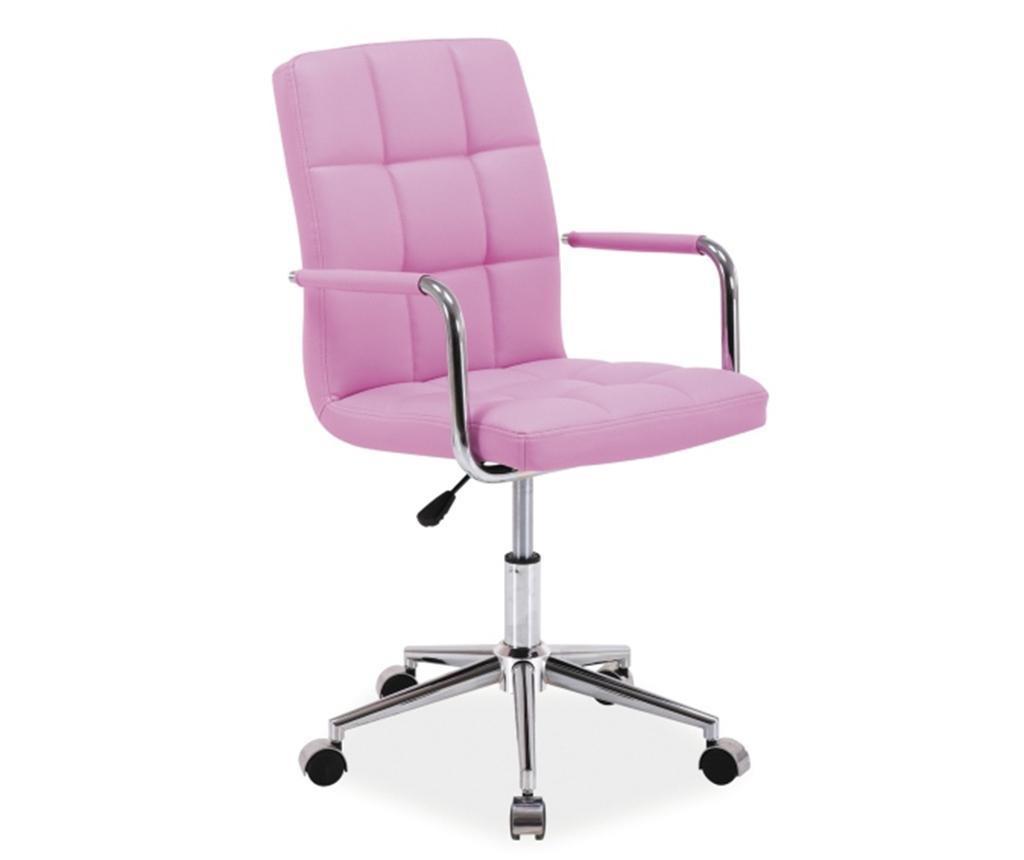 Pisarniški stol Monda Pink