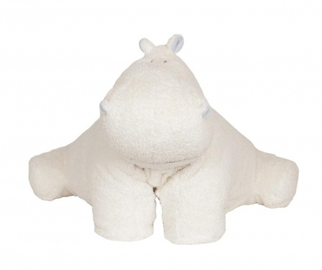 Hippo Snow Díszpárna