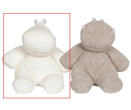 Плюшена играчка Hippo Snow