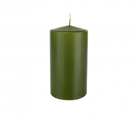 Świeczka Basic Olive