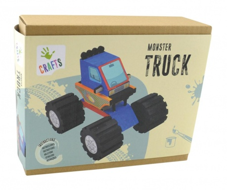 Zestaw do kreowania Monster Truck