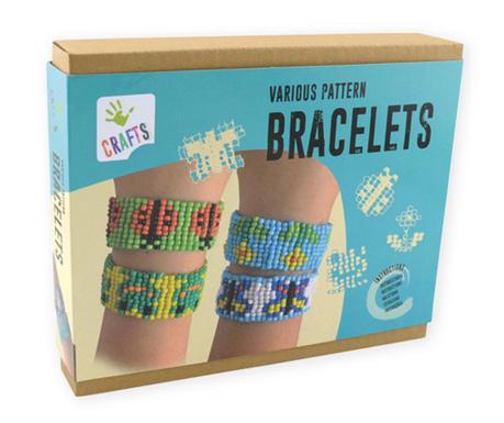 Set de creatie bijuterii Various Pattern Bracelets