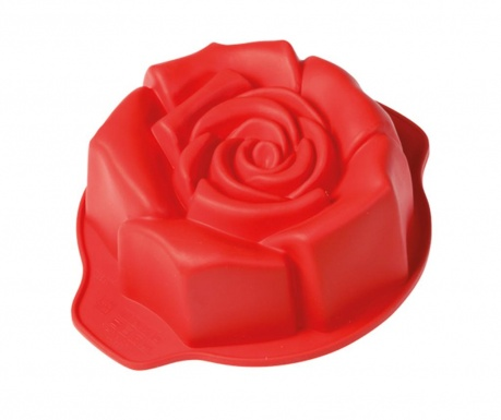 Forma de copt Perfect Red Rose