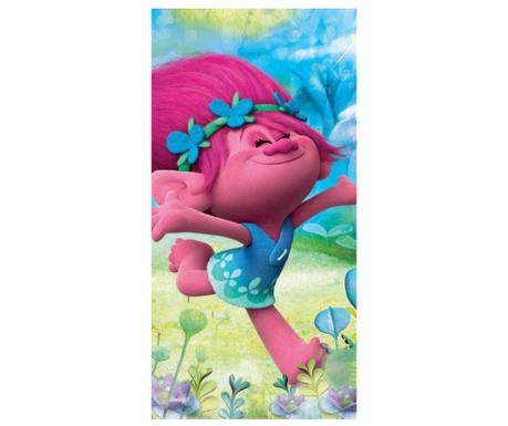 Ręcznik plażowy Trolls 70x140 cm