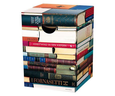 Сгъваема табуретка Bookworm
