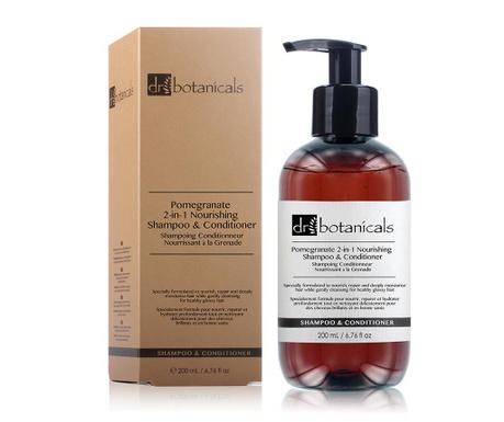 Šampon pro barvené vlasy 2v1 Pomegranate Nourishing 200 ml