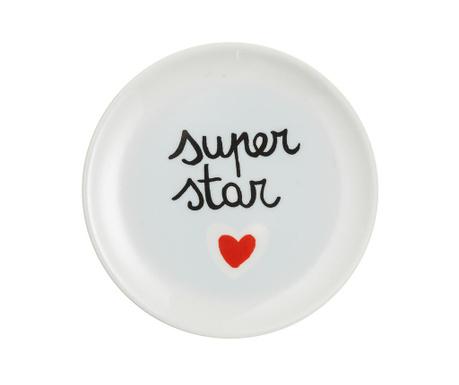 Десертна чиния Super Star