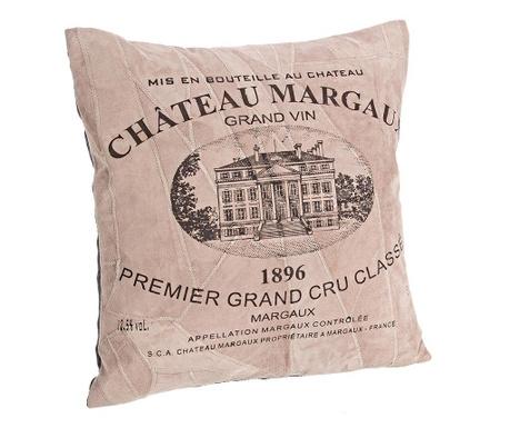 Chateau Margaux Díszpárna 40x40 cm