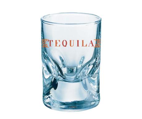 Sada 6 sklenic na panáky Duke Tequila 50 ml