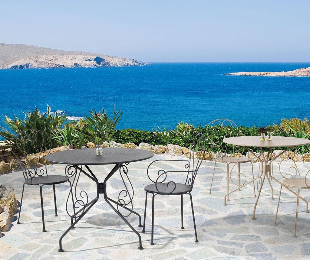 Masa pentru exterior Etienne Kia Grey