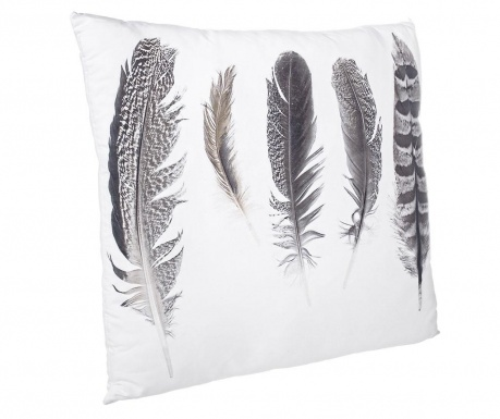 Perna decorativa Plumage 45x45 cm
