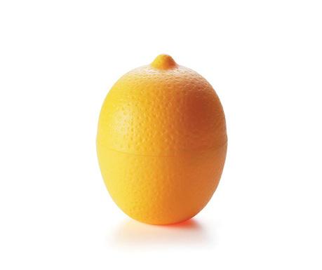 Aroma Tároló fedővel citromnak