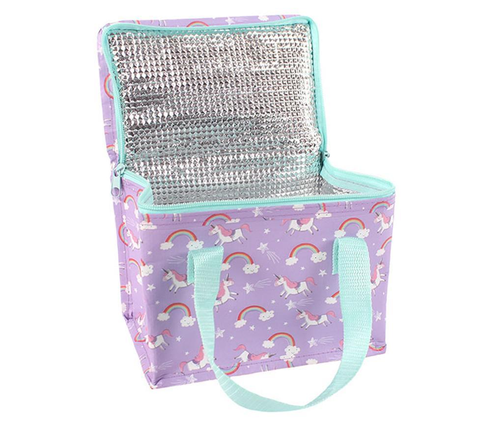 Unicorn Cooler Hőszigetelő uzsonnás táska