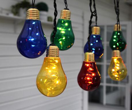 Girlanda świetlna Glow Multicolour