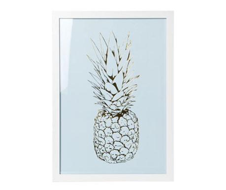 Pineapple Kép 25x35 cm
