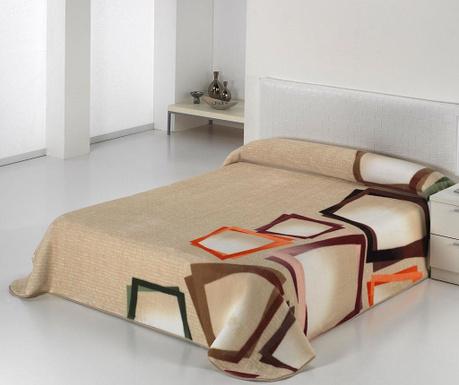 Κουβέρτα Harmony Beige 160x220 cm
