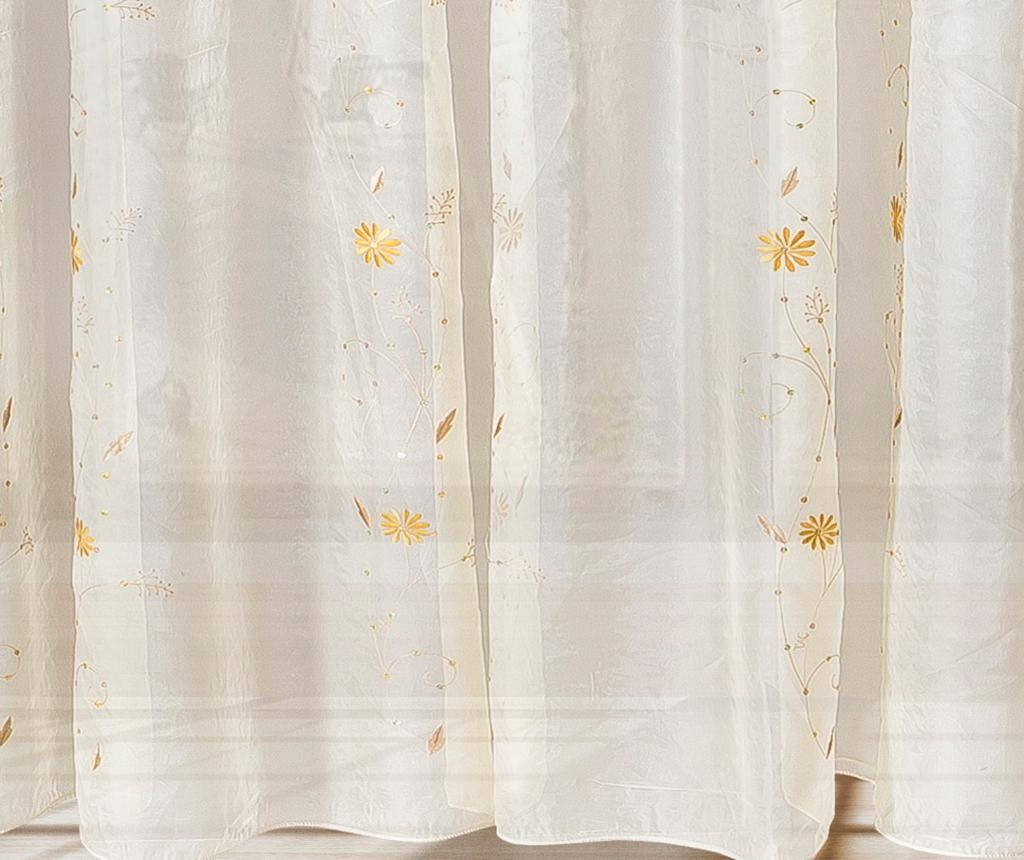 Zavjesa Janine Mustard Cream 200x260 cm