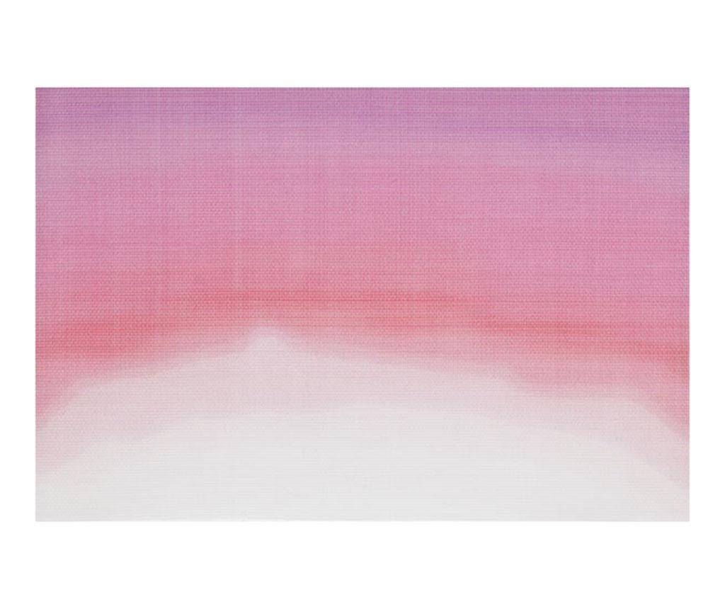 Suport farfurie Sky Pink 30x45 cm