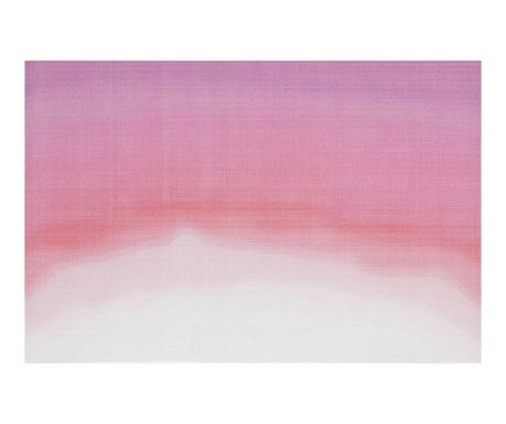 Sky Pink Tányéralátét 30x45 cm