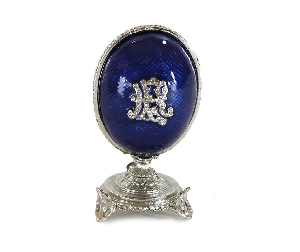 Decoratiune Royalty Blue