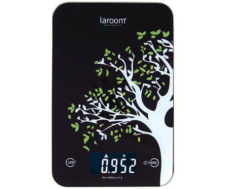 Cantar digital de bucatarie Tree on Black