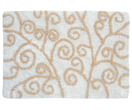 Kupaonski tepih Curls Grey 40x60 cm