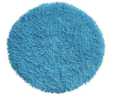 Covoras de baie Shaggy Blue 60 cm