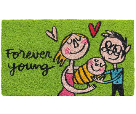 Covoras de intrare Forever Young 40x70 cm