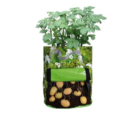 Tekstilna posuda za biljku krumpira Harry