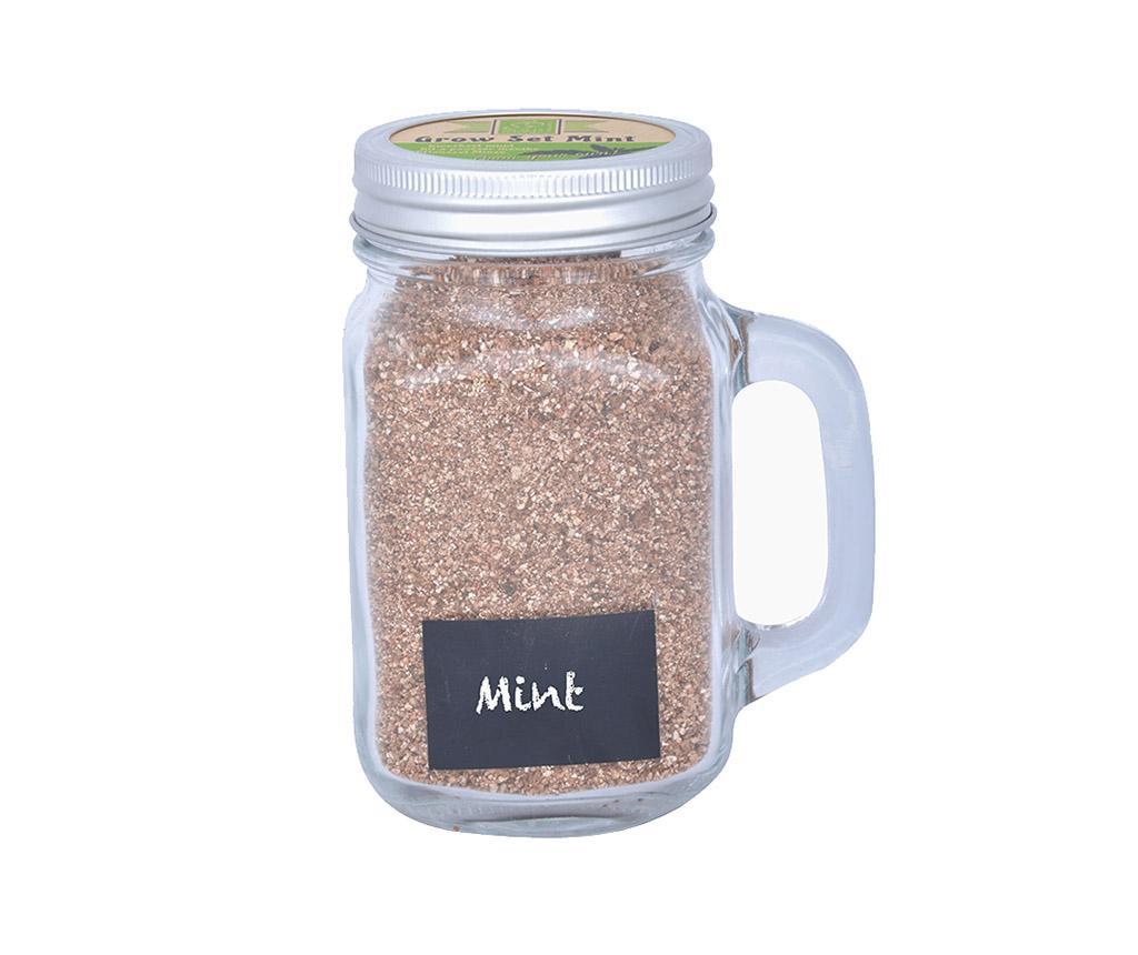 Set za sajenje mete Garden in a Mug