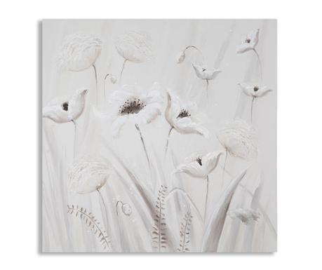 Poppies Festmény 80x80 cm