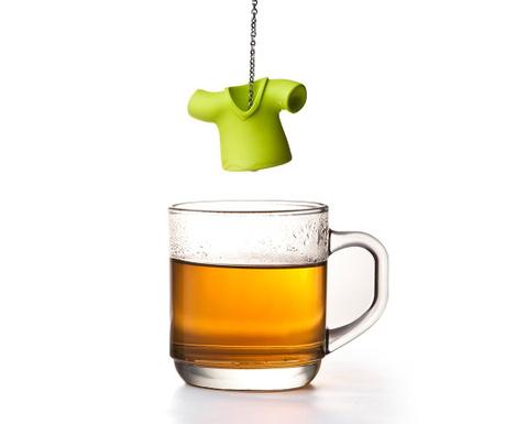Infuzor Tea Shirt Green