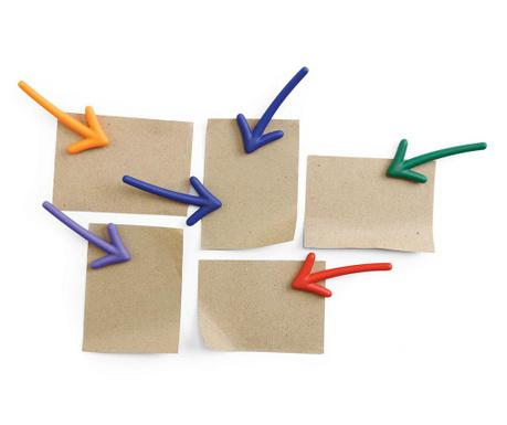 Set 6 magneti Arrow