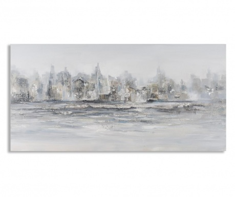 Atlantic City Festmény 70x140 cm