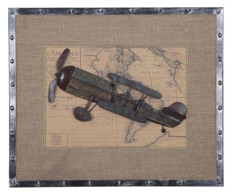 Nástěnná dekorace Spitfire