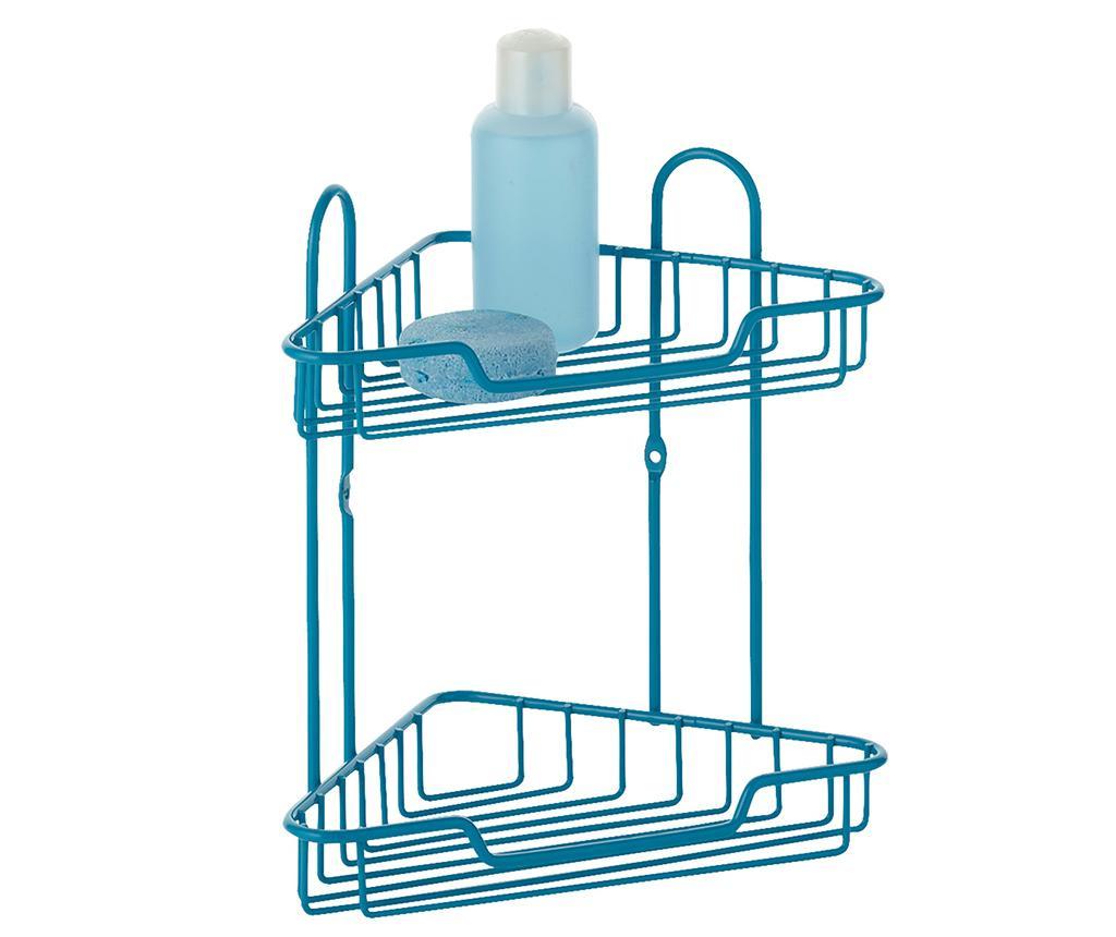Držač za kupaonski pribor Marbella Two Blue