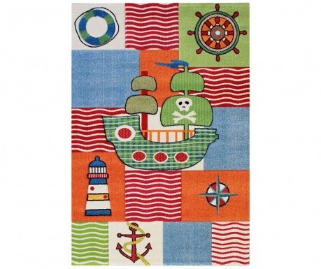 Ship Multicolor Szőnyeg 120x170 cm