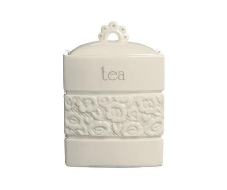 Pojemnik z pokrywką na herbatę Lacie S