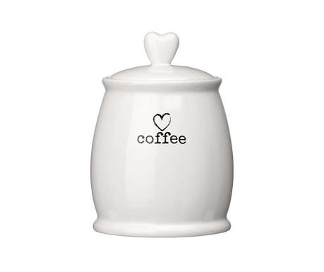 Pojemnik z pokrywką na kawę Charm