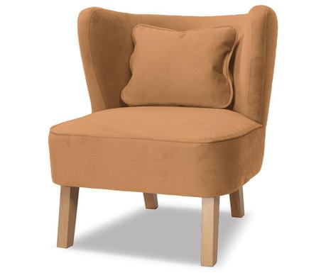 Fotel Organza Peach