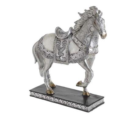 Decoratiune Horse in Silver