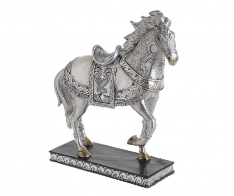 Декорация Horse in Silver