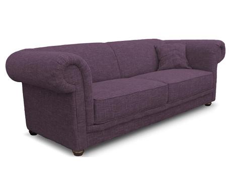 Třímístná pohovka Aubusson Lavender