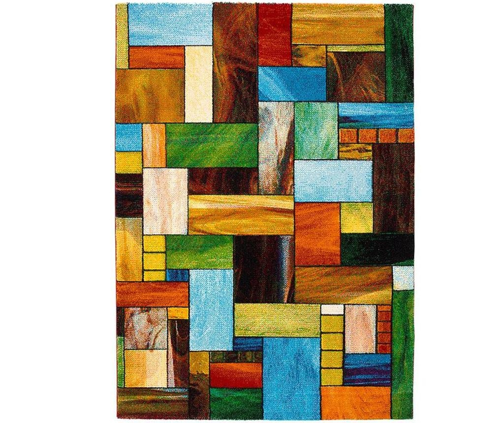 Koberec Rectangles 60x120 cm