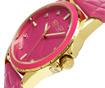 Ženska zapestna ura So&Co SoHo Quilted Pink
