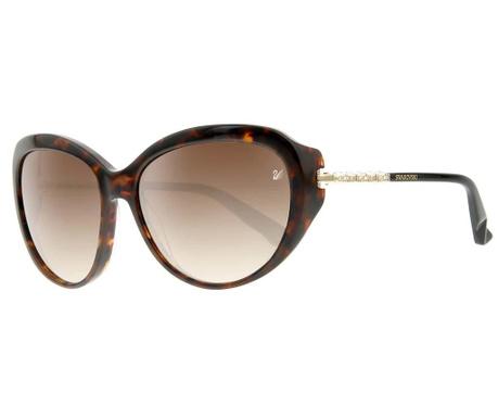 Ženska sončna očala Swarovski Oval Pattern