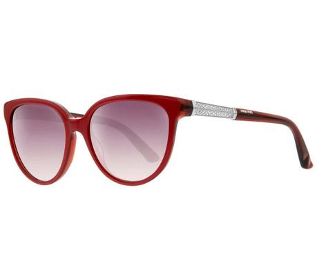 Ženske sunčane naočale Swarovski Butterfly Bordeaux