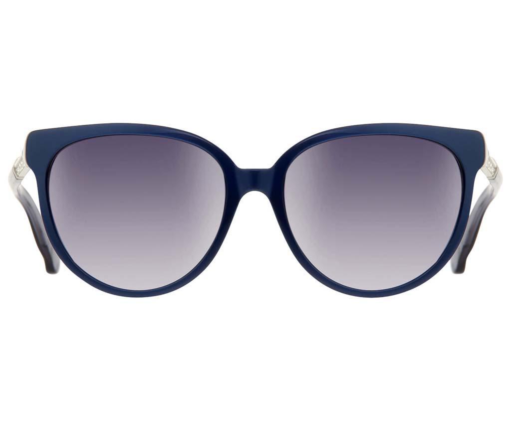Ochelari de soare dama Swarovski Butterfly Glam Blue