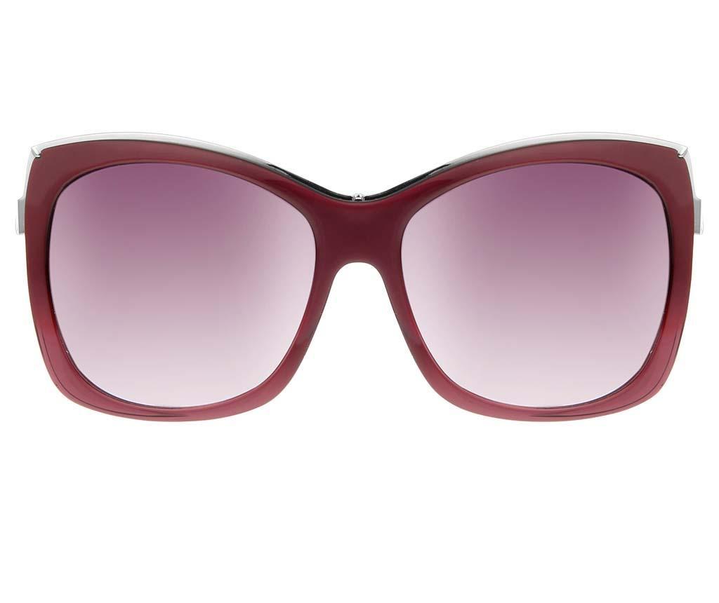Ochelari de soare dama Swarovski Big Bordeaux