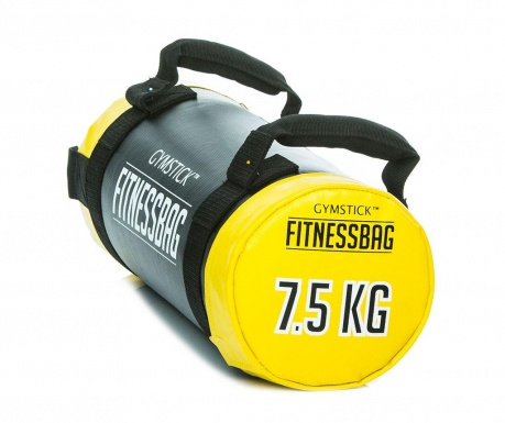 Finde Yellow Fitness zsák 7.5 kg